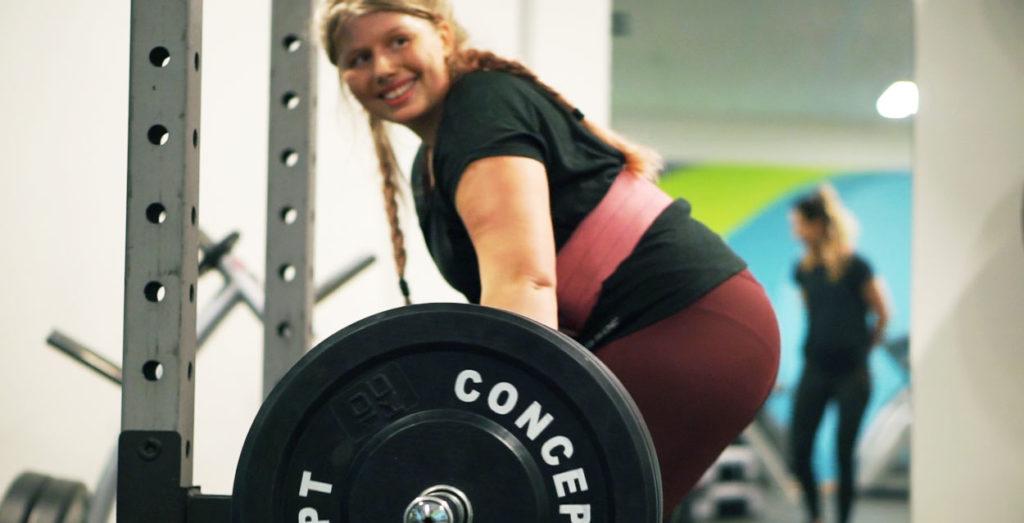 viktnedgång blogg träning